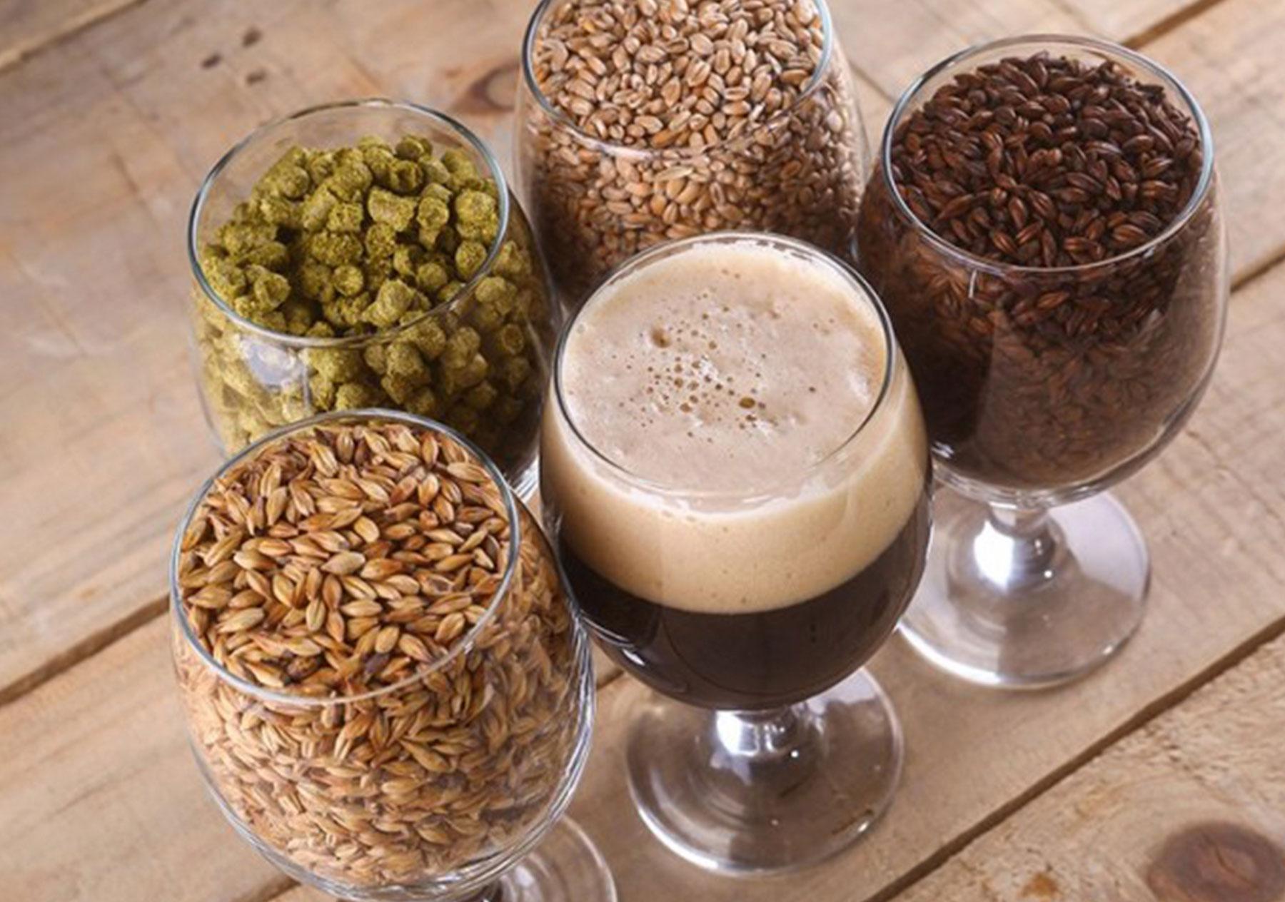 зерновые наборы для пива