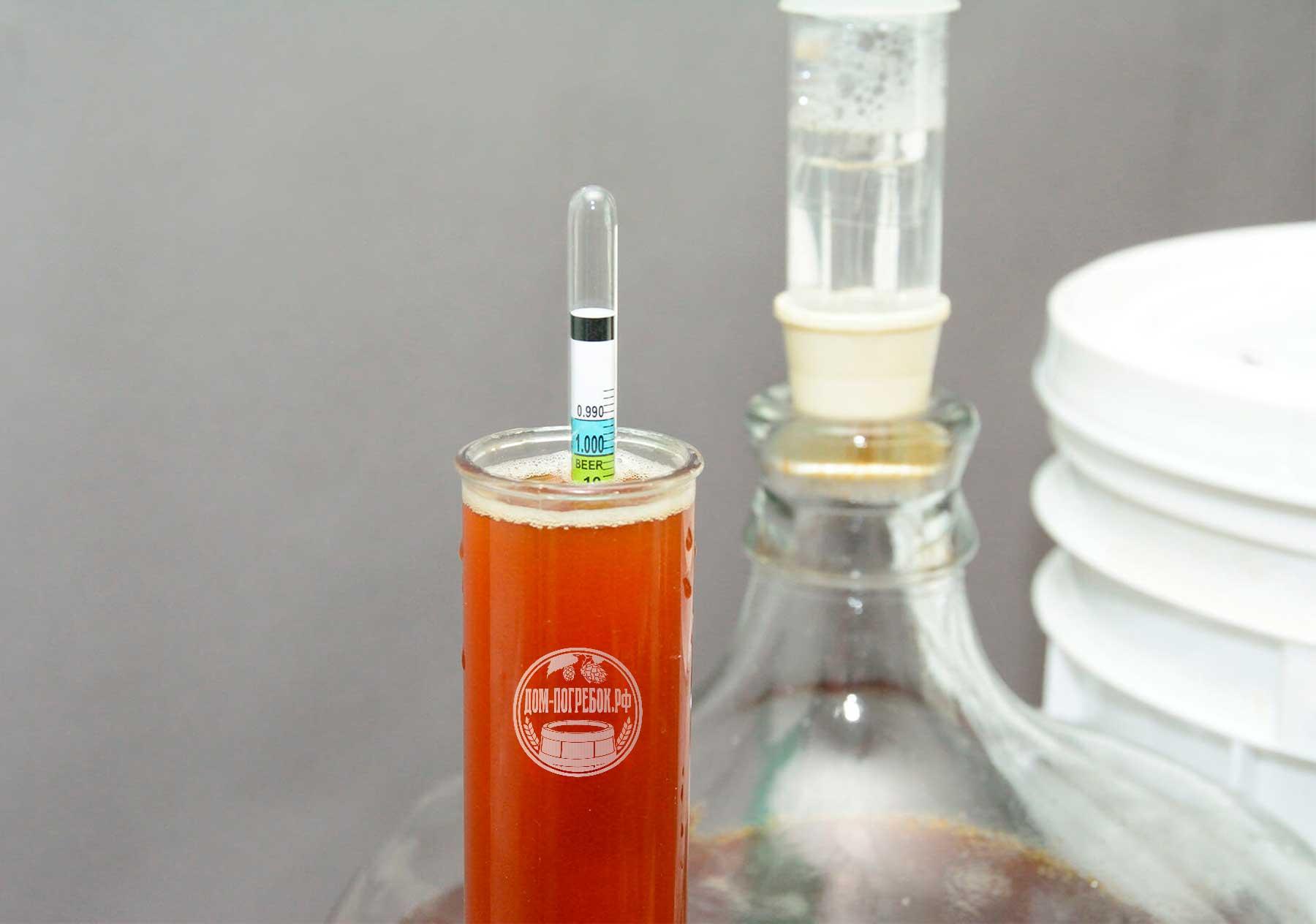 Измерительные приборы для пивоваров и винокуров